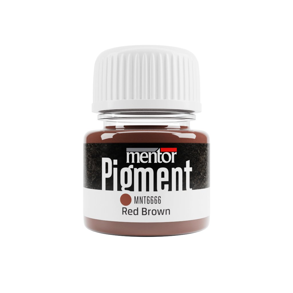 Red Brown 15ml